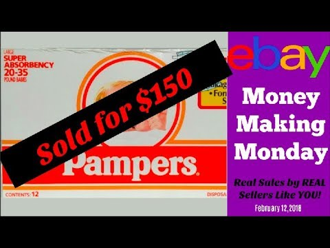 eBay Money Making Monday! See What ACTUALLY Sold  2-12-18