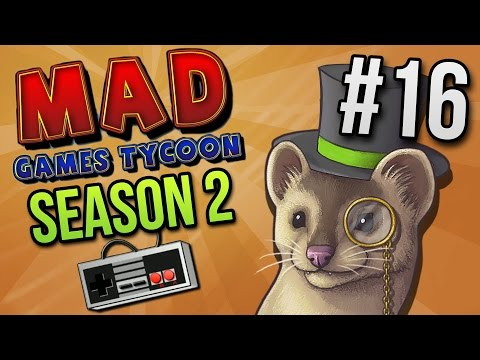 Mad Games Tycoon - FINALE - Ep. 16 (Season 2) ★ Let's Play Mad Games Tycoon