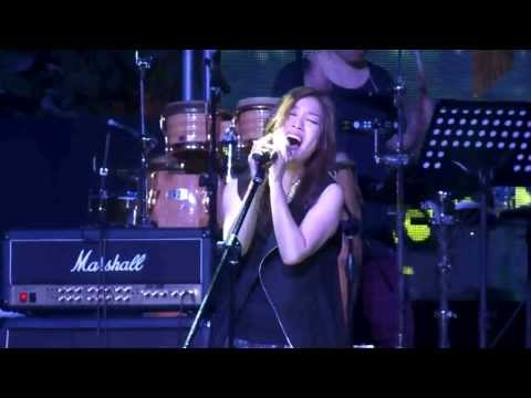 Lena Park @ Music Matters Live with HP 2013