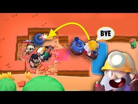 TRIPLE DYNA JUMP Is Awesome 🧨 Brawl Stars Funny Moments, Fails And Glitches