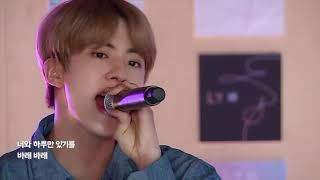 ARMYPEDIA : 'BTS TALK SHOW'│No More Dream (Live Band Ver.), Just One Day(하루만), & I Like It(좋아요) Live