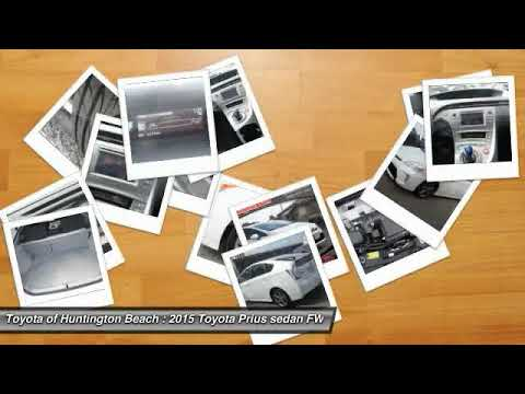 2015 Toyota Prius Toyota Of Huntington Beach 270752