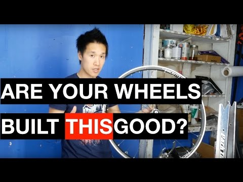 How To True A Bicycle Wheel #88
