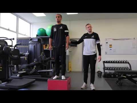 Nike Academy: Physio Clinic: Knee Injuries
