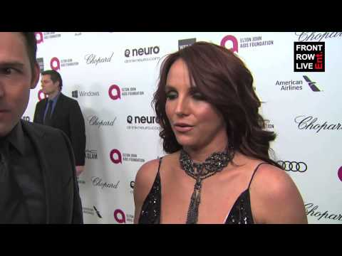 Britney Spears talks supporting Elton John's Aids Foundation