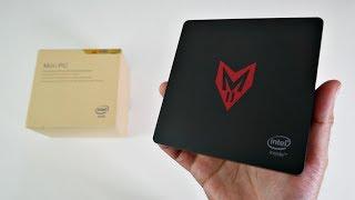 MII Mini Windows 10 PC - Pentium J4205 - 8GB + 128GB