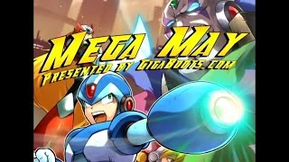 Mega May 2011: Mega Man X1 Quick Play