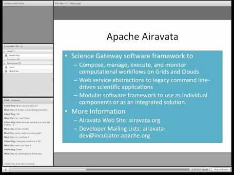 RT - The Open Gateway Computing Environment: Experiences Developing Tools for Scientific Communities