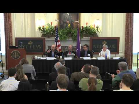 NYU Law Journal of Law and Liberty Spring 2011 Symposium: Generalist Panel