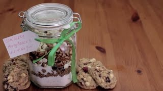 Cookie Recipes - How To Make Cranberry Hootycreeks