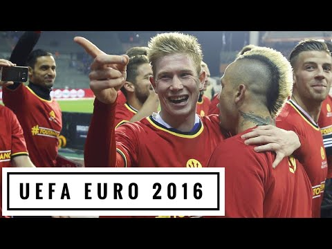 BELGIUM - Diables Rouges ► EURO 2016 Team Profile HD