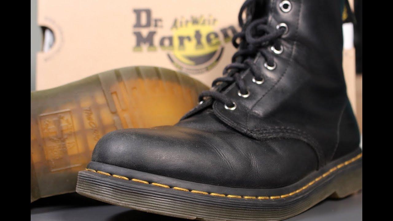 dr martens 1460 smooth hardlife