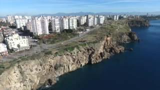Flying over Antalya by DJI Phantom 3 Advanced