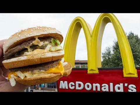 McDonald's stock skyrocket!