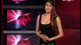 SUSHEEL JANGIRA-The most ravishing anchor in India.ZOOM TV-PLANET BOLLYWOOD(episode II )