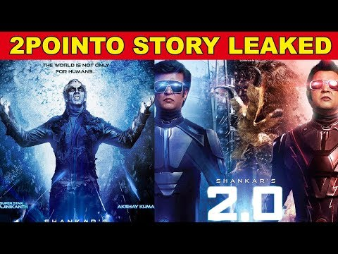 2PointO Running Time And Story Details ! | #Superstar #Rajinikanth #Akshaykumar #2point0teaser