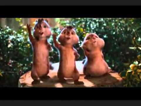 Chipmunks Happy Birthday Song
