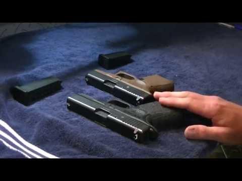 Glock 19 vs Glock 27 Concealed Carry