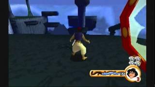 Ps1 game: Aladdin In Nasira's Revenge-Acient City Level 2