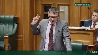 Friendly Societies and Credit Unions (Regulatory Improvements) Amendment Bill - Third Reading - Vi..
