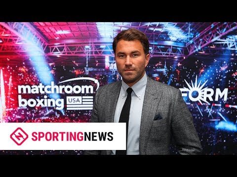 Matchroom Boxing and Perform Announce Billion Dollar Boxing Partnership