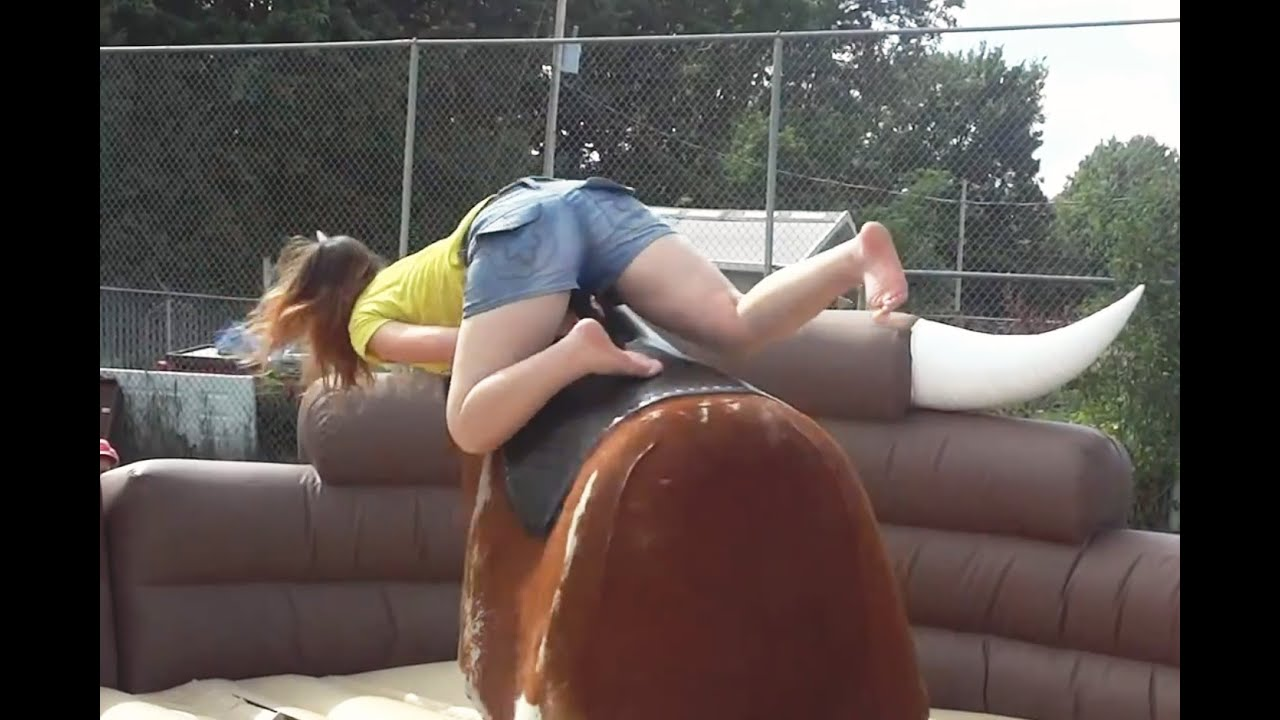 Variant Good Naked bull riding on a dildo videos