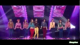 [HD] Dancing Queen (Mirrored Dance Compilation) - SNSD [소녀시대]