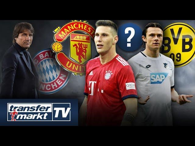 Ersetzt Conte Kovac bei Bayern? Süle zu United? BVB mit Schulz einig | TRANSFERMARKT