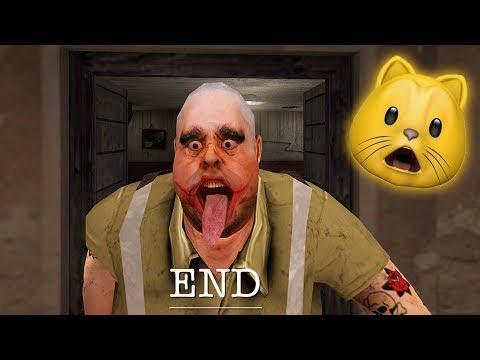 I BEAT HIM!! | Mr. Meat Ending