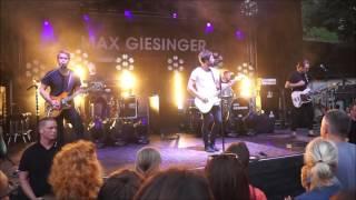 Ultraviolet - Max Giesinger & Band, Dormagen Zons, 7.7.17