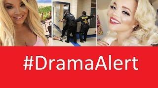 Trisha Paytas & Actor Roger Bart #DramaAlert GTA 5 School Shooter Sernandoe