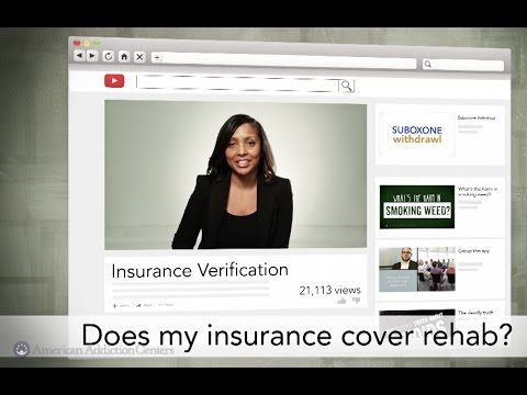 The Search: Does My Insurance Cover Rehab?