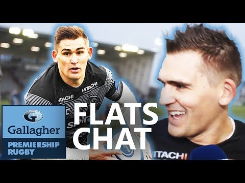 """""""A Must-Win Game?""""   Flats Chat with Toby Flood   The Blindside   Gallagher Premiership"""