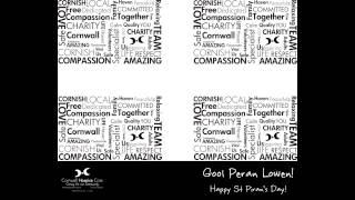 Gool Peran Lowen!/Happy St Piran