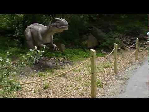 Dryptosaurus at Field Station: Dinosaurs