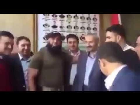 فيديو: «أبو عزرائيل» يلتقي وفد مليشيا الحوثي ويهدد باجتياح «السعودية»