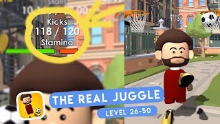 The Real Juggle level 26 - 50