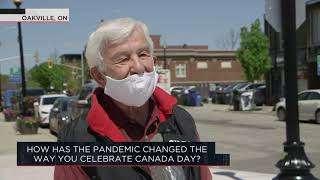 How has the pandemic changed the way you celebrate Canada Day? | Outburst