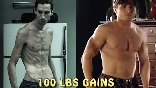 Extreme Dedication ★ Christian Bale Body Transformation