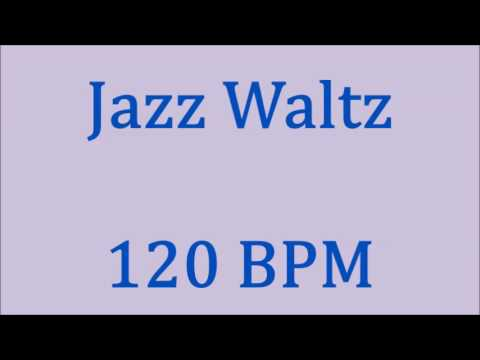 Drum Loop For Practice Jazz Waltz 120 Bpm