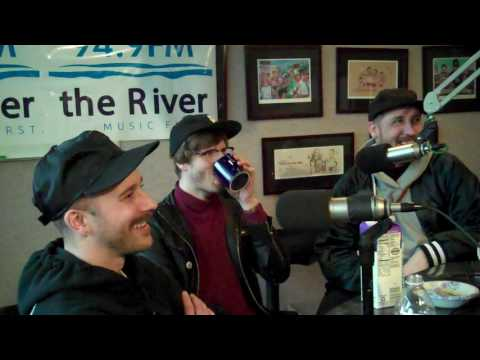 Portugal. the Man Interview (KRVB Radio)