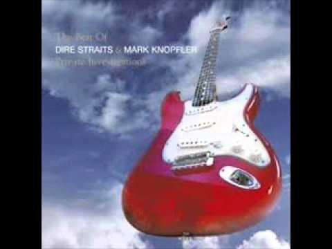 All the roadrunning DIRE STRAITS