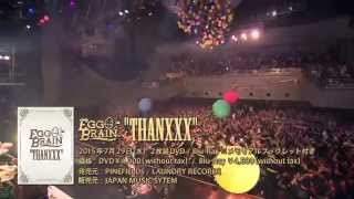 EGG BRAIN DVD&Blu-Ray「THANXXX」OFFICIAL TRAILER