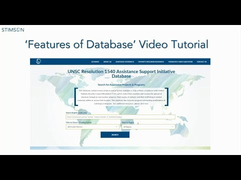 assistance-support-initiative-tutorial-2:-features-of-database