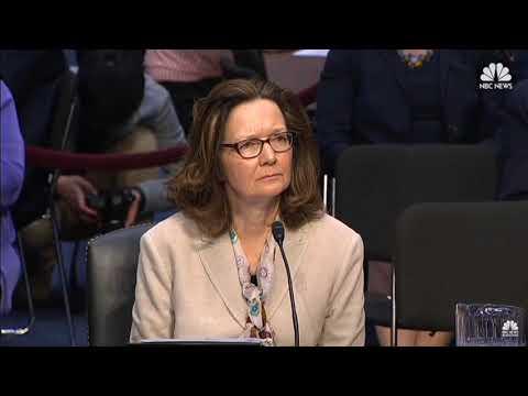 """Sen. Martin Heinrich Mansplains Gina Haspel: """"It's Not That Complicated"""""""