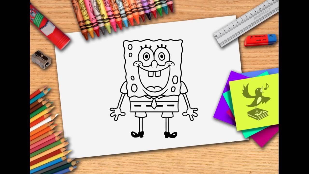 Wie Zeichnet Man Spongebob Schwammkopf Spongebob