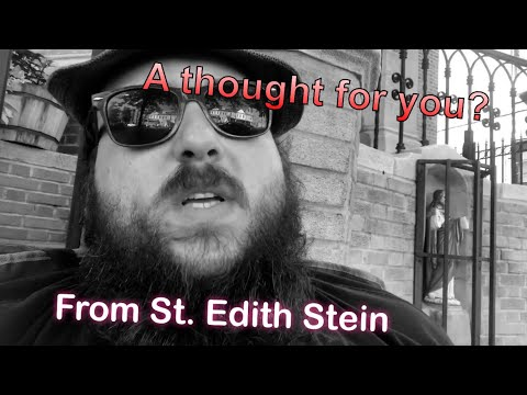 What is the Fertile Soil? A thought from St. Edith Stein