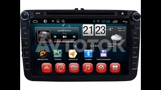 Штатная магнитола Volkswagen Mstar Android  KR-8051(http://avtotok.net/product/golovnoe_ustroistvo_volkswagen_na_android_42_carmedia_kr-8051., 2017-01-16T10:48:07.000Z)