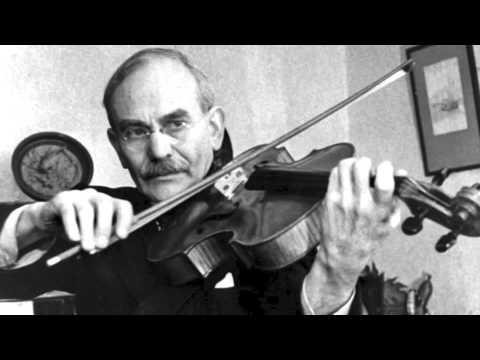 Lionel Tertis plays Kreisler's Praeludium und Allegro