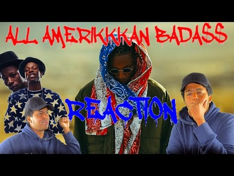 JOEY BADA$$ - ALL-AMERIKKKAN BADA$$ (REACTION)